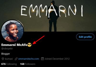 Emmanuel Boakye Yiadom Profile