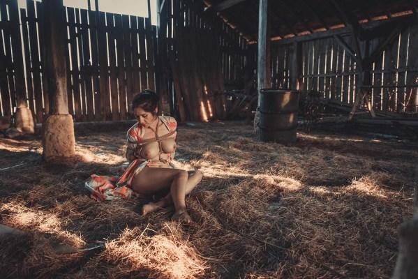 shibari a la grange