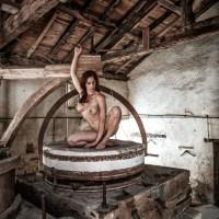 nue au moulin