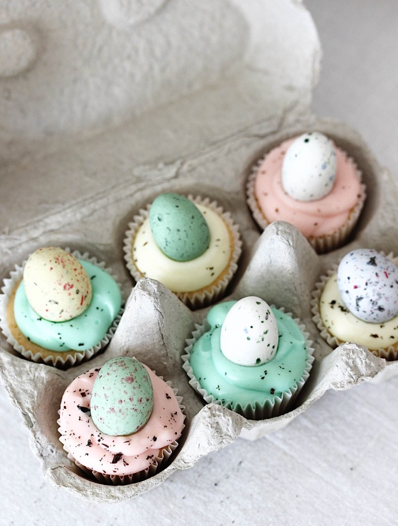 Oster-Cupcakes