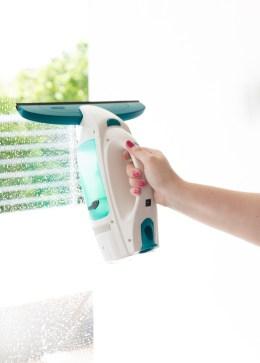 Leifheit- Fenstersauger Dry & Clean