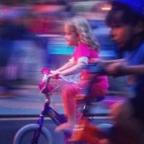 neighborhood bike races