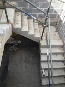 Week 26 Esher's staircase to 1st floor (Copy)