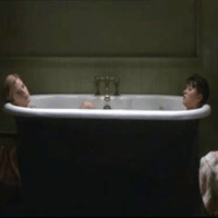 Bathtube scene with Emma Watson!