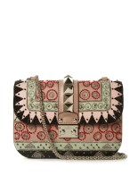 http://www.matchesfashion.com/products/Valentino-Lock-small-geometric-embellished-shoulder-bag-1065621