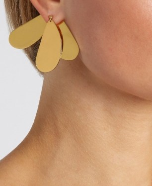 http://www.matchesfashion.com/products/Ellery-Greed-gold-plated-earrings-1075814