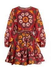 http://www.matchesfashion.com/products/Rhode-Resort-Ella-Suzani-print-cotton-dress--1087998