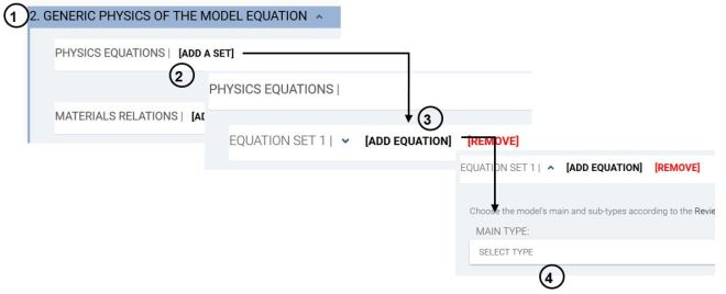 How To Use the MODA-App – The European Materials Modelling