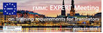 EMMC Expert Meeting on Training requirements for Translators