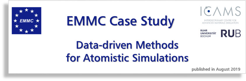 EMMC Case Study ICAMS, Ruhr-Universität Bochum