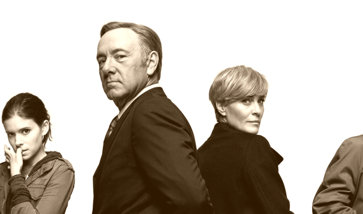 Perché vedere House of cards