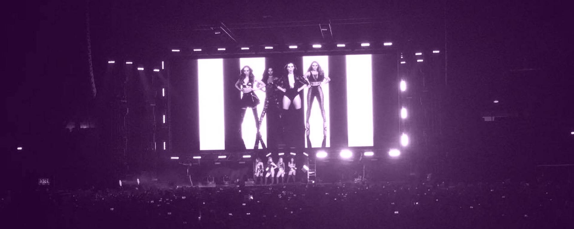 Little Mix a Milano