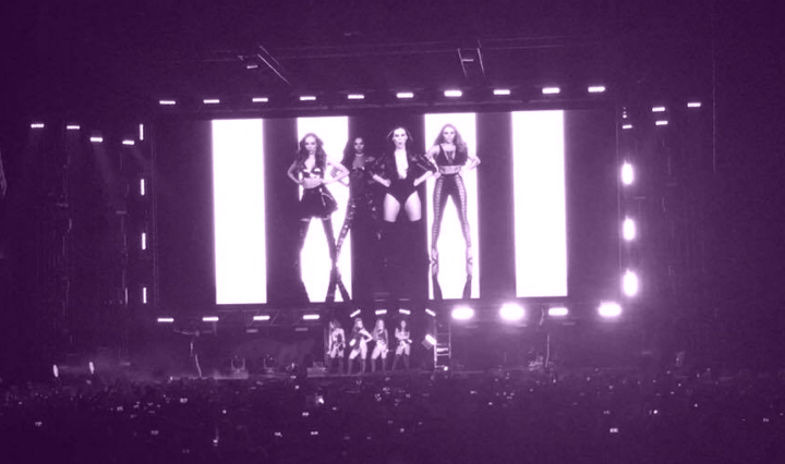 Little Mix a Milano