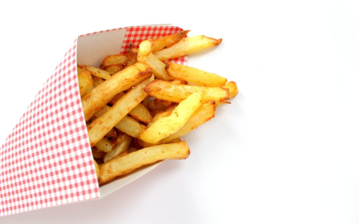 Recipe: Home-made baked French fries - Emmelyn Croes