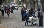 les-habitants-dalep-quittent-leurs-maisons-pour-se-refugier-dans-les-quatiers-des-rebilles-30-nov-2016