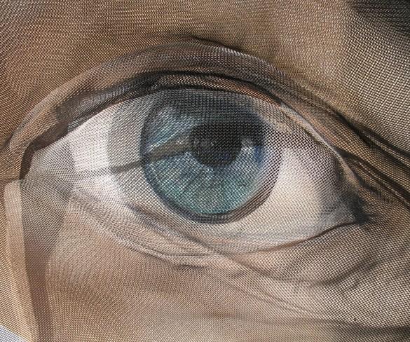 """""""Luce da luce"""": occhi e sguardi di Laura Panno nella Cappella dell'Incoronazione"""