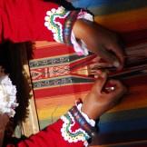 Peruvian Weaver - WIY