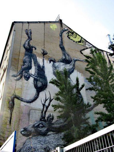 I murales più belli di Kreuzberg: Nature Morte