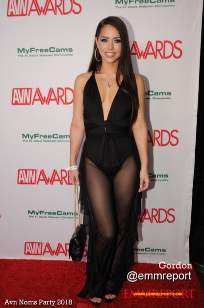 AVN Nom party @ Avalon 11-15-18