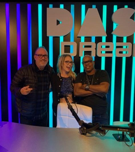 Ginger Banks Dash Radio