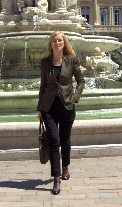 Anne Terret, Personal shopper à Lyon