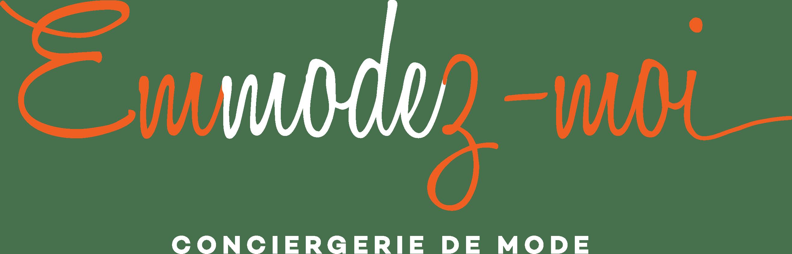 Logo footer Emmodez-moi, conciergerie de mode à Lyon, Stylisme, Personal Shopping, Conseil en Image, Circuit mode Lyon