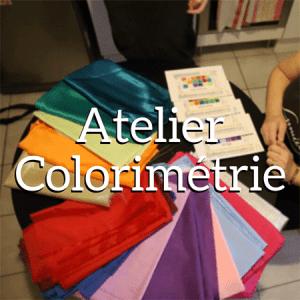 service atelier colorimétrie, conseil en image style lyon