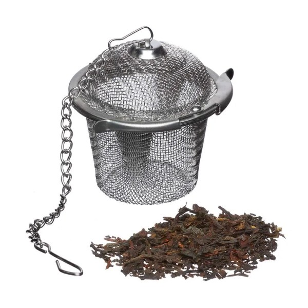 stainless steel tea basket