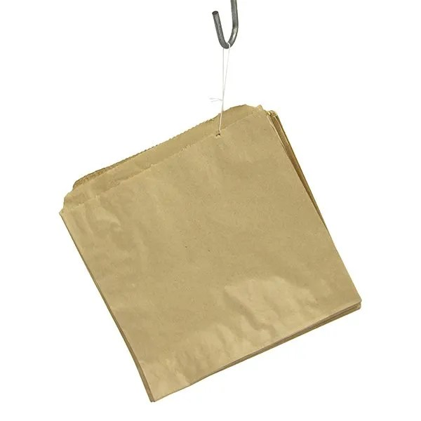 strung paper bags