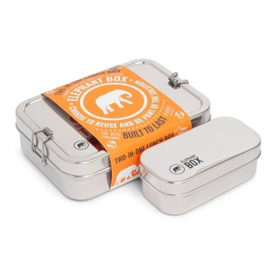 elephant box zero waste two set lunch box