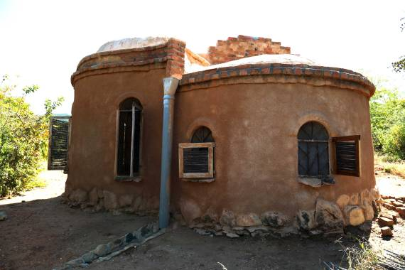 Amarula house back