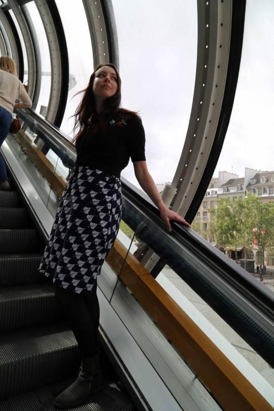 Ascending Pompidou