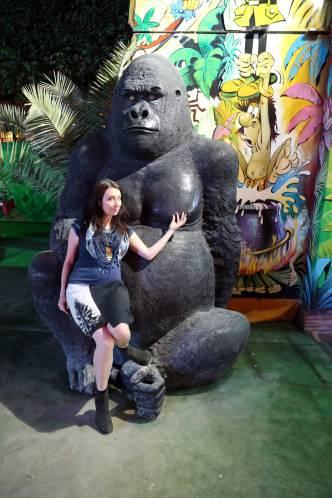 King Kong forbidden love