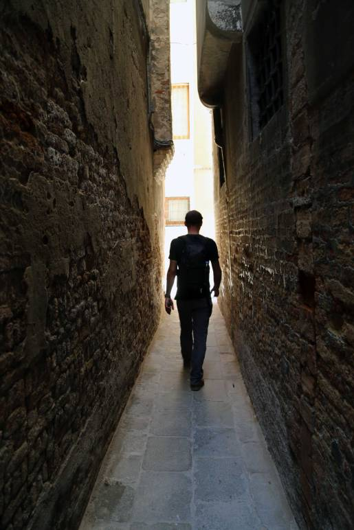Alley Wanderer