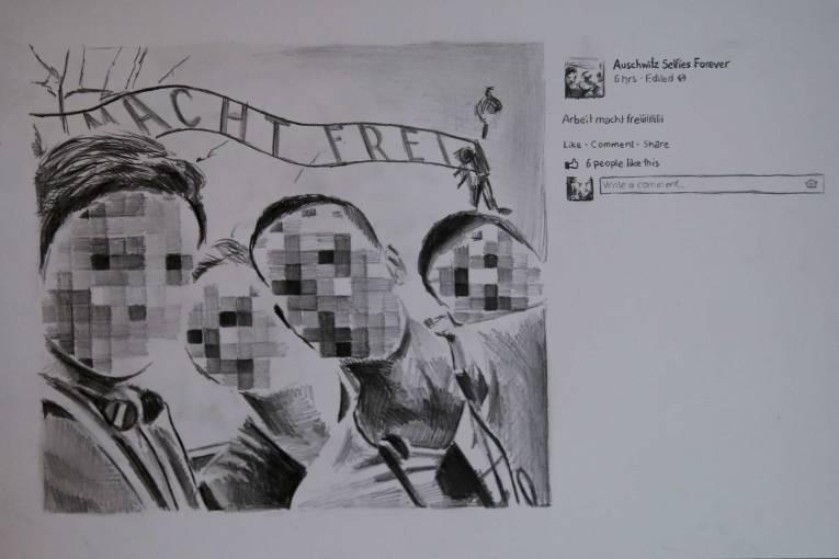 Filip Markiewicz - Auschwitz Selfie Forever