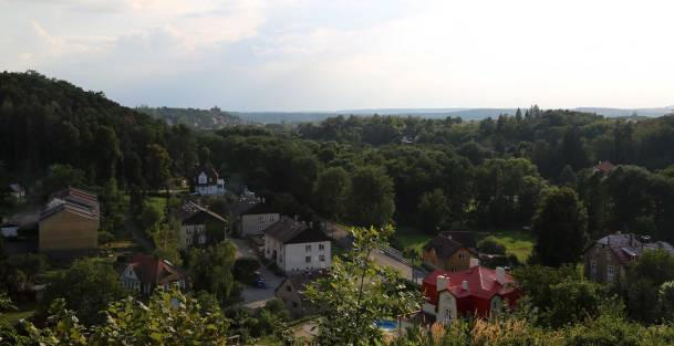 View over Zelizy