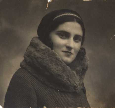 Miriam Weitzman (Dotahn's Grandmother)