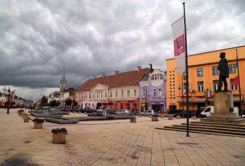Turda Town
