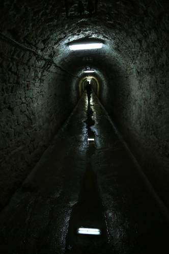Turda underground