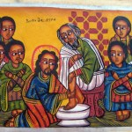 Ethiopean Orthodox Jesus