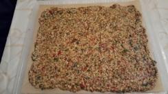 Variante Pizza (Tomate, Basilikum)