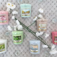 New Yankee Candle Fragrances For Spring 2017