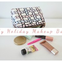 What's In My Holiday Makeup Bag?