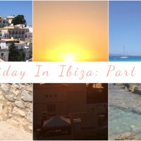 Holiday In Ibiza (May 2017): Part One