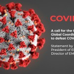 Statement by EMEA President on Covid-19