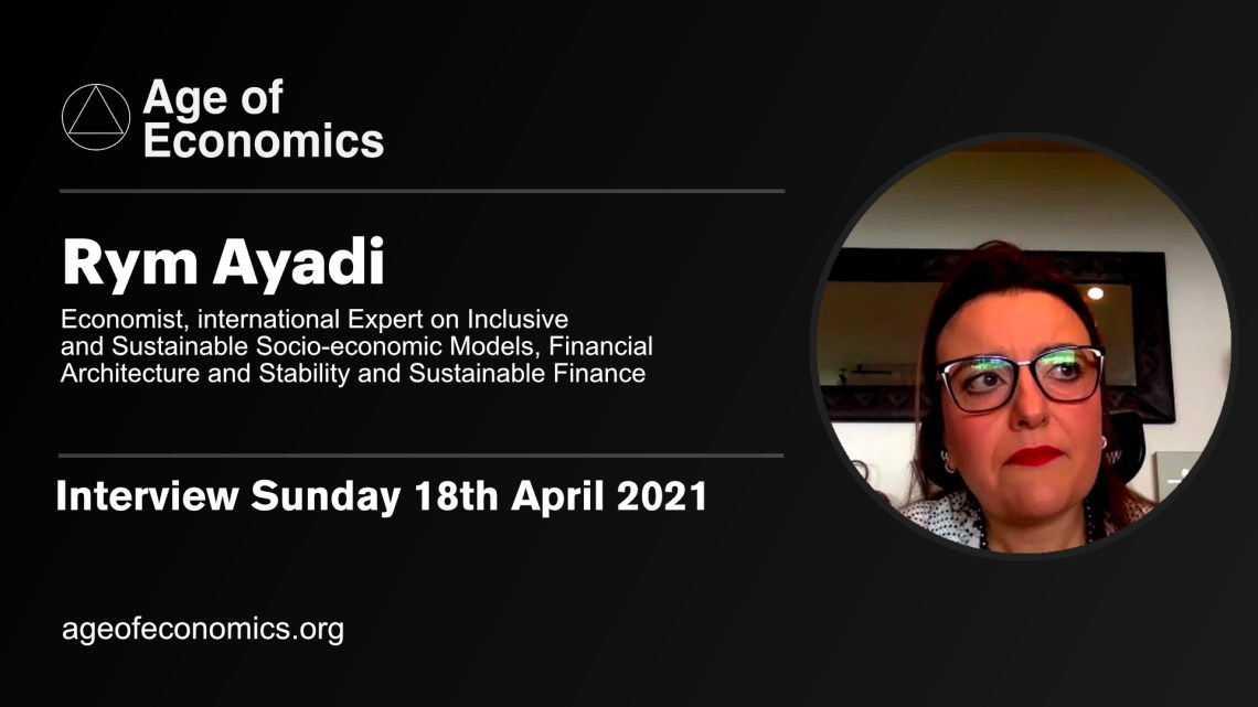 Prof. Ayadi interviewed at the Age of Economics Initiative