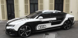 Teststrecken für autonomes Fahren