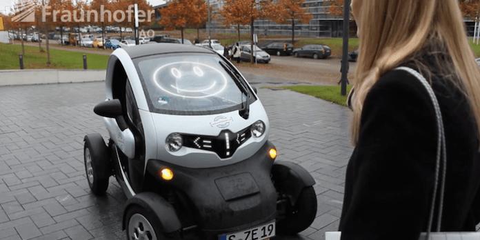 """Can you imagine an interacting car?"""