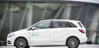 Die B-Klasse car2gos sind jetzt auch in Stuttgart unterwegs
