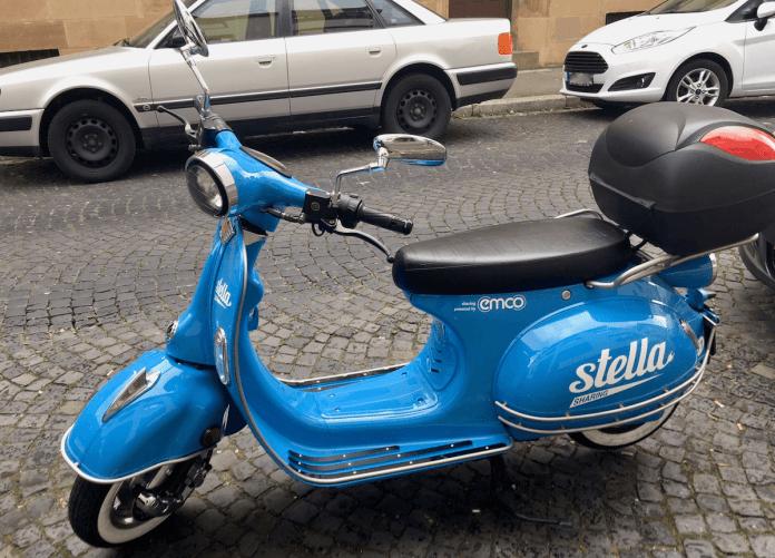 Auf leisen Reifen - E-Roller von Stella-Sharing